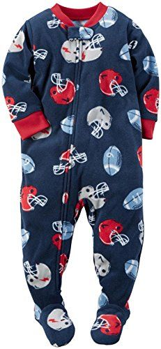 Carters Baby Boys 1 Pc Fleece 327g111 Print 18M * Click on the image for additional details. (This is an affiliate link) #BabyBoySleepwearRobes