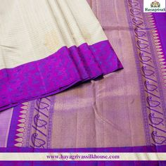 Check out the more #traditional trendy collection of pure #Kanjivaram at #Hayagrivassilkhouse.  #Silksarees #Weddingsilks #Traditionalsilks #Kanjivaramsilks Visit us: https://www.hayagrivassilkhouse.com/saris/2364.html Call us: 91 9840582892