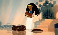 « Le prince d'Égypte » (1998)