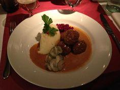 Uppsala - Restaurant Lingon