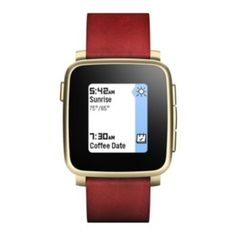 Pebble+Time+Steel+Smartwatch