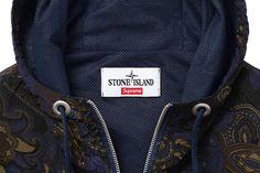 stone island supreme - Google Search