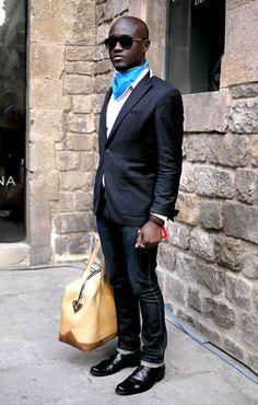 Harvey Ambomo by LELOOK - http:/www.lelook.eu/