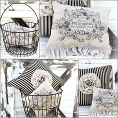 So pretty pillows