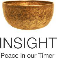 Insight Timer App for Mindfulness Meditation www.meditationschoolindia.org Join #Group Meditationschool India
