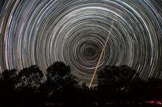 Star Trail   © Phil Hart