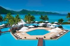Hayman Island, Whitsundays #Queensland #travel