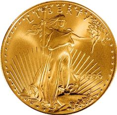 The Constitution created a monetary system based on gold coins and silver coins as the official money of the United States. Gold Eagle Coins, Gold American Eagle, Bullion Coins, Gold Bullion, Gold And Silver Coins, Shades Of Gold, Gold Top, Rare Coins, Coin Collecting