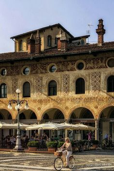 Piazza Ducale, Vigevano - Italy