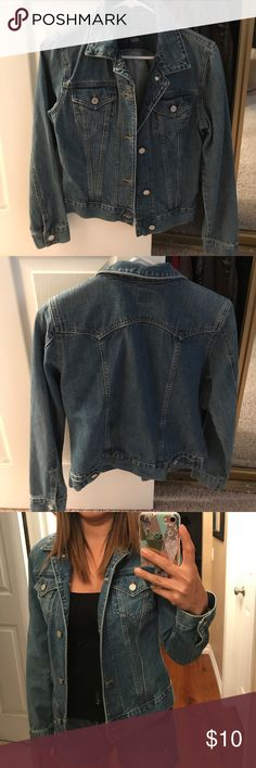 Jean jacket Light denim Jean jacket GAP Jackets & Coats Jean Jackets