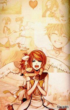 Kagamine Rin and Len - Sigh