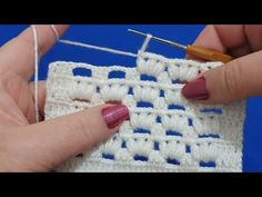 Crochet Earrings Pattern, Crochet Rug Patterns, Crochet Designs, Crochet Necklace, Filet Crochet, Knitting Stitches, Cross Stitch, Crafts, Rectangular Rugs