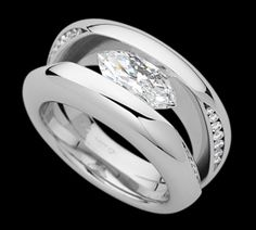 Now you may have the question whether this ring is secure or not, so you need to gain knowledge that this ring is extremely secure.