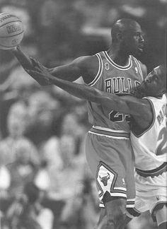 Jordan!!  Greatest UNC Tarheel!