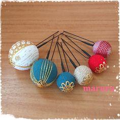 Kanzashi Flowers, Ribbon Art, Hair Accessories, Macrame, Handmade, Japanese Handicrafts, Hand Made, Hair Accessory, Handarbeit