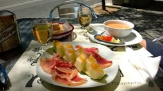 Barcelona. Fresh Rolls, Barcelona, Ethnic Recipes, Food, Essen, Barcelona Spain, Meals, Yemek, Eten