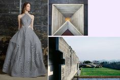 Image result for Architecture Inspired Knitwear