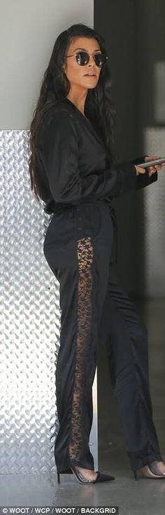 Kourtney Kardashian 06/06/17