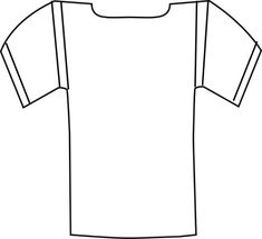 nfl football jersey coloring pages: | bulletin boards/themes ...