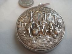 silver vintage tape measures - Google Search