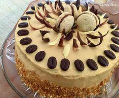 Veľkonočná karamelovo-kávová torta - recept | Varecha.sk