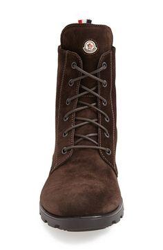 Moncler 'Vancouver' Plain Toe Boot (Men) | Nordstrom