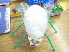 Litter Bugs earth day project