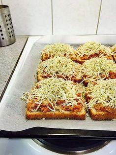 Uunileivät ja pizzat