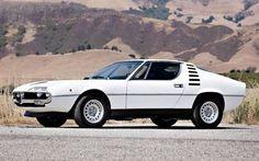 Alfa Romeo - Montreal #alfaromeo #italiandesign