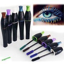 Long Curling Makeup Eyelash Waterproof Fiber Mascara Eye Lashes Cosmetic New