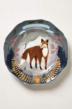 I don't know why, but I like this. The fox