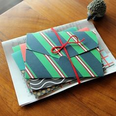 6PCS/LOT 10*7.5cm Mini Vintage Paper Envelope Cute Postcard Creative Paper Envelopes Greeting Card Envelopes DIY Scrapbooking