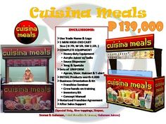 SimpleSite.com - Editing Food Cart Franchise, Ph, Something To Do, Kitchens