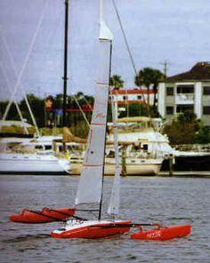 R/C boat sails - Boat Design Forums