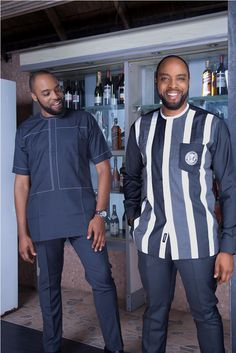 Do you need a professional tailor(s) to work with? Gazzy Consults is here to fill that void and save you the stress. We deliver both local and foreign tailors across Nigeria. Call or whatsapp 08144088142 African Dresses Men, African Attire For Men, African Clothing For Men, African Shirts, African Print Fashion, African Wear, Mens Fashion Wear, Trend Fashion, Nigerian Outfits