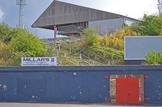 Dens Park, Dundee in the Dundee Fc, Nostalgic Pictures, Football Stadiums, European Football, Old And New, Scotland, The Past, Around The Worlds, Tours