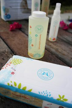 Family-Safe Products, Honestly - Part 1. If you haven't checked out @The Honest Company products yet, well what are you waiting for? @Someday I'll Learn shares her thoughts on their personal care products on the @Right Start blog! #baby #parenting #kids
