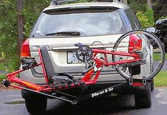 Bike-On Bike-on & Go handcycle - Bike - Trike Rack - The Handcycls, Wheelchairs, Recumbents and more..Roll with us!