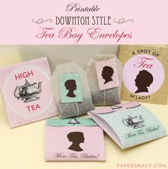Hey, I found this really awesome Etsy listing at https://www.etsy.com/listing/163448298/printable-downton-style-tea-bag