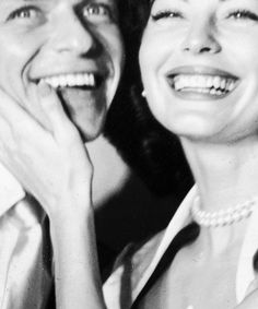 """Frank Sinatra & Ava Gardner """"Our love was deep and true"""""""