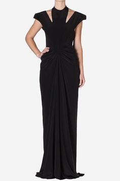 Long Dresses & Jumpsuits - Onyx CDC The Gatsby Gown