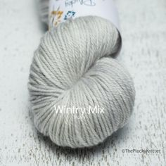 Brand page for The Plucky Knitter (oxford, wintry mix) on Kollabora.com