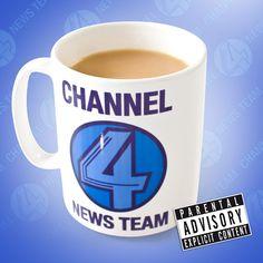 Channel 4 News Team Mug from Firebox.com