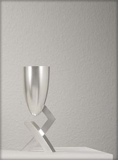 By Bruno Sievering-Tornow. Silver 925.