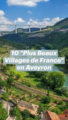 Beaux Villages, France, Blog Voyage, Saint, Palm, New York, London, Mountains, Places
