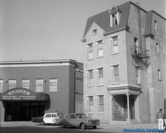 40 Acres Studio Backlot - Image Gallery and Virtual Tour - Part 2 The Backlot, Central Building, Go To Movies, The Andy Griffith Show, Adventures Of Superman, Fire Escape, Film Studio, Old Shows, West End