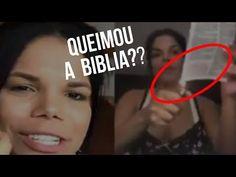 Depois de ofender ANITTA e TITI, Socialite DAY MCCARTHY queima BÍBLIA e passa VERGONHA no INSTAGRAM! - YouTube