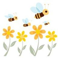"""A fun craft activity to create after reading """"The Great Honey Hunt"""" by Stan Berenstain. Uses few supplies. Easy activity for the young, but the older child will have fun with it, too. Always fun when paint and glue are involved. Pattern included."""