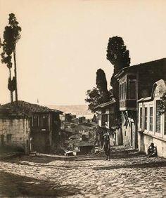 1854, İstanbul'dan bir görüntü. #dünyanınengüzelseyi #TwitterHaftaSonuTakibi…
