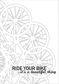 Ride your bike... | Flickr - Photo Sharing!